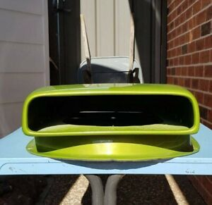 Universal Hornet Style Bonnet Scoop 2pcs to suit Holden/Ford/More