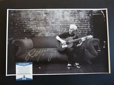 Robby Krieger The Doors Signed Autographed 11x17  Photo Beckett Certified #2