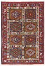 "Nlr 125- Handmade Persian rug. 4'x 5'11"""