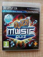 Buzz The Ultimate Music Quiz Playstation 3 - PS3 - Family Entertainment