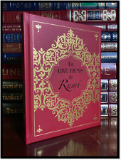 The Love Poems of Rumi New Deluxe Red Leather Feel w Ribbon Marker Gift Hardback