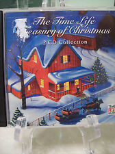 The Time-Life Treasury of Christmas 2 CD Collection 45 Tracks 2001 Elvis Presley