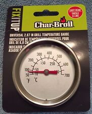 NEW Char-Broil Charbroil Grill Replacement Temperature Gauge MODEL # 8966083