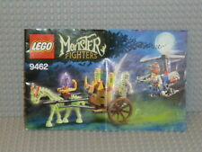 LEGO® Monster Fighters Bauanleitung 9462 The Mummy ungelocht instruction B1250