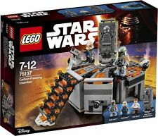 Lego Star Wars - 75137 carbon-freezing Chamber m. Boba Fett Han Solo-nuevo & OVP