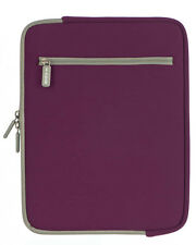 "iPad Air, 4, 3, 2 etc Touring Sleeve 10"" Tablet case cover Galaxy Lenovo M-Edge"