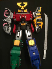 Power rangers mighty morphin DX samurai megazord 100% complete all parts