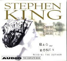 Stephen KING / __ BAG of BONES                [ Audiobook ]