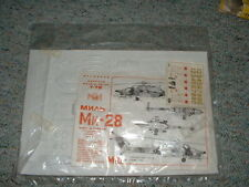 Manufacturer ?  1/72 Vacform MH-28 M4 Helicopter
