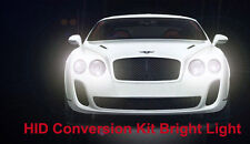 35W H7 5000K Xenon HID Conversion KIT for Headlights Headlamp Bright White Light