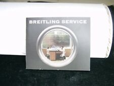 Manual Book Breitling Service