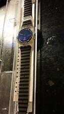Vintage Swatch Watch Gutenberg GK703 .