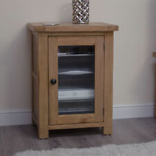 Oak Traditional 60cm-80cm Height Cabinets & Cupboards