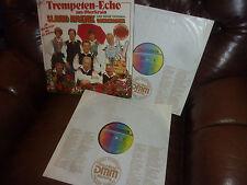 Avsenik Oberkainer, Trompreten Echo aus Oberkrain, Regenbogen Label  2 LP, 1984