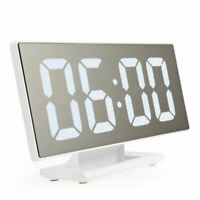 Réveil Numérique De Nouvelle Amélioration Horloge Miroir Led Réveil De Ta 9T