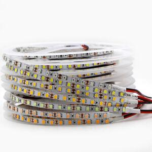 LED Strip Licht Streifen 1m 5m Band 2835 SMD 240LED/M 5/8mm PCB  Lichterkette