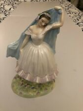 """Royal Doulton Figurine """"Giselle, The Forest Glade"""" HN 2140 Mint 7.25"""""""