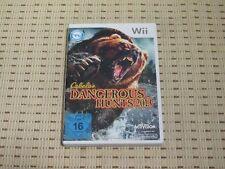 Cabela´s Dangerous Hunts 2013 für Nintendo Wii und Wii U *OVP*