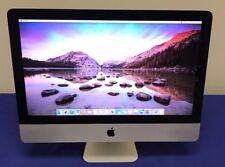 "Apple 21.5"" iMac Intel i7 2.8Ghz *QUAD CORE* 8GB Memory 1000GB (1TB) Hard Drive"