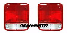 FLEETWOOD BOUNDER 2011 2012 2013 2014 2015 TAILLIGHTS TAIL LAMPS LIGHT PAIR RV
