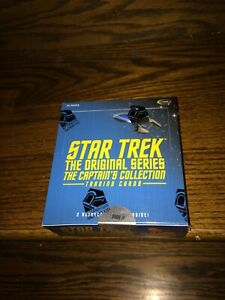 '18 Rittenhouse Star Trek TOS Captain's Collection Sealed Trading Card Hobby Box