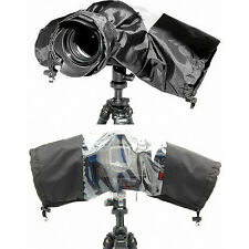 Waterproof Camera Rain Cover Protector for Nikon D5100 Canon 600D DSLR Camera