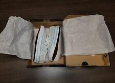 Converse Infant CTAS Double Tounge OX White / Motel Pool/ Purple Dusk SIZE:  7
