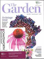 RHS THE GARDEN Magazine - July 2016