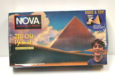 New - Nova - This Old Pyramid (Video & Science Toy Model) [Vhs] - Factory Sealed