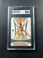 2007 SP Destination Stardom Kevin Durant Rookie Card RC #DS-1 SGC 10 GEM MINT