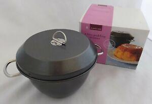 Lakeland Pudding Steamer 1 Litre 1.7 Pint 1.5lb Non-Stick