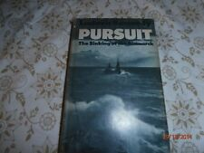 Pursuit. The Sinking of the Bismarck. Ludovick Kennedy. H/B British Book Club.