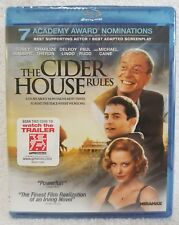 THE CIDER HOUSE RULES Tobey Charlize (Blu-Ray Disc, 1999) Widescreen New Sealed