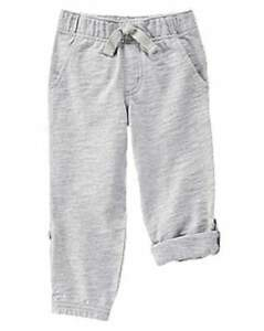 NWT Gymboree Boys Sunny Sports  Roll Cuff Textured Pants Size 18-24 M