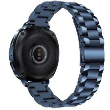 Samsung Gear Sport/Galaxy Watch 42mm/Gear S2 Classic Band Metal Bracelet Solid