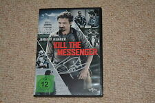 Jeremy Renner SIGNED AUTOGRAFO in persona Kill the Messenger DVD
