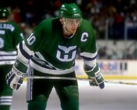 Ron Francis Hartford Whalers 8x10 Photo