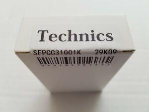 Technics Turntable Headshell 29K09/Black/JAPAN.