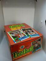 1990 Topps Football Wax Box! 36 packs