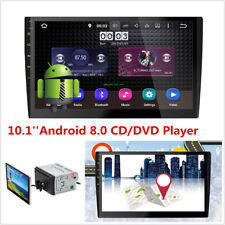 10.1inch HD Touch Android 8.0 Car Stereo Audio WiFi GPS Navigation CD/DVD Player