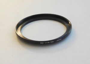 Step Up Ring ~ 52mm To 58mm.. Japan, FREE SHIPPING.