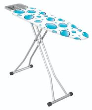 Uniware High Quality Turkey Ironing Board With Iron Rest Large Fruit 44 Inch
