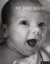 My Baby Book: A Five Year Record by MILK LICENSING