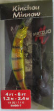 MATZUO  Kinchou Minnow - Size 7 - 1/4 oz. - Electric Perch
