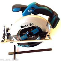 New Makita XSS02 Cordless Battery Circular Saw 18 Volt W/ Blade 18V LXT 6 1/2""
