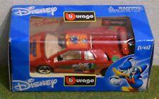 BURAGO DIE CAST Disney Cars 1/43 SCALA PAPERINO 004
