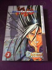 Samurai Deeper Kyo Vol 3 Manga Book