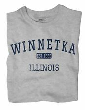Winnetka Illinois IL T-Shirt EST