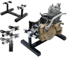 Heavy Duty Motorcycle Engine Stand 50-500cc Dirt Bike Motocross Repair Rebuild