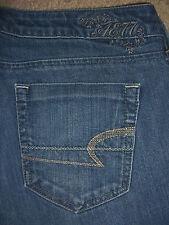 AMERICAN EAGLE True Boot Stretch Denim Jeans Womens Size 6 x 31.75